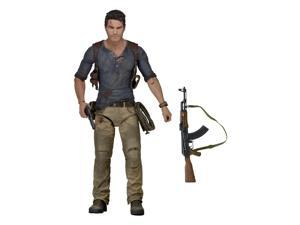 Uncharted Ultimate Nathan Drake Figure by NECA