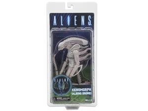 NECA Aliens Series 9 Xenomorph Albino Drone Action Figure
