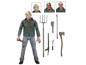 Friday The 13th Ultimate Part 3 Jason Action Figure