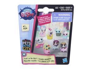Littlest Pet Shop Series 5 Pets In The City Blind Bag Figure - 1 Figure