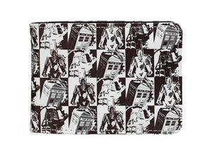 Doctor Who Comic Strip Bi-Fold wallet