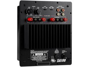 Dayton Audio SA100 100W Subwoofer Amplifier 300-802