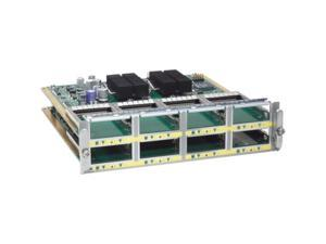 CISCO Ws-X4908-10Ge 8Port (2 1) 10 Gigabit Ethernet (X2) Halfcard Expansion Module 10 Gigabit En 10Gbasex 8 Ports.New