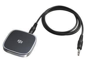BlackBerry Remote Stereo Bluetooth Gateway for BlackBerry 8100, 8110, 8120, 8130, 8300, 8310, 8320, 8330, 8800, 8820, 8830, 9000 (Black)