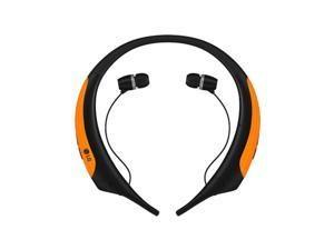 LG HBS-850 Tone Active Bluetooth Stereo Headset-Orange