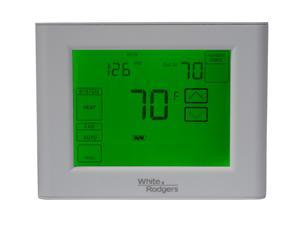 White-Rodgers Touchscreen 7 Day Programmable Universal Thermostat UP400