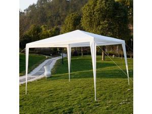 Apontus Outdoor Tent Canopy Gazebo, 10 x 10 (White)