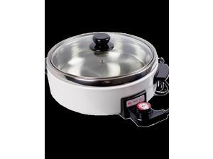 Whale Chinese Hot Pot |WH360| with Stainless Steel Pan