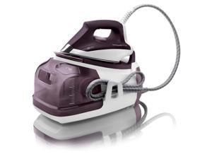 Rowenta Pressure Iron & Steamer |DG8520| with Steam Generator, 47 oz tank