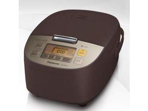 Panasonic Rice Cooker - SRZS185 - 10-cup, Microcomputer Controlled Fuzzy Logic