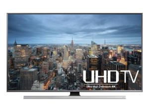 "Samsung UN50JU7100 50"" Class 4K Ultra HD 3D Smart LED TV"