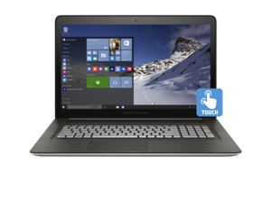 HP ENVY 17t Touch/i7-5500 processor/ 16GB Memory/ 1TB HDD//Nevidia Geforce graphic with 2GB/ Windows 8.1 64