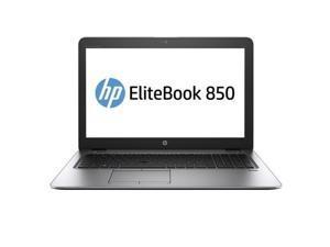HP EliteBook 850 G3 15.6' FHD Laptop (Intel i5-6200U, 8 GB Memory, 500GB HD+128GB SSD, Windows 10 Pro 64)