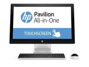 HP Pavilion 27-n313 Touch Screen All-in-One PC ( i5-4590T Quad Core processor, 8 GB, 2TB, 27 inch Full HD Touchscreen, AMD R7 A360 4G DGPU, Win 10)