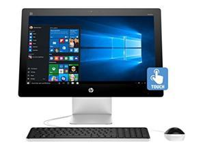 HP Pavilion 22M Touch Screen All-in-One PC (AMD Carrizo A10-8700P quad-core processor, 8GB, 1TB, 21.5 inch Full HD Touchscreen Display, Win 10)