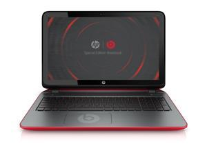 HP 15-p030nr 15.6-Inch Special Edition Laptop with Beats Audio (Red)AMD A8-5545M 1.7 GHz