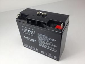 12v 18Ah Parasystems Minuteman S 1400  UPS Replacement Battery  SPS BRAND