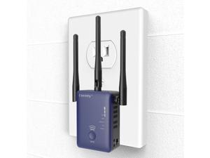 Coredy AC750 Mini WiFi Dual Band Range Extender/ Access Point / Router (Coredy E750)