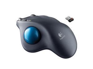 Logitech M570 Laser Wireless Trackball USB Mouse #910-001799