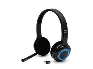 Logitech Wireless Headset H600 Over-The-Head Design--Best Market