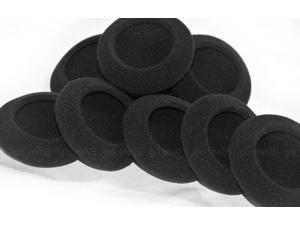 10 Pcs Foam Ear Pads Foam Cushion cover For logitech H600 H 600 Wireless headset--Best Market