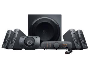Logitech Z906 5.1 Surround Sound Multimedia Speaker System