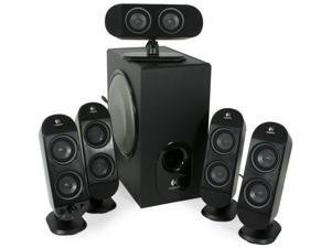 New Logitech X530 5.1CH Speaker System with Subwoofer X-530 - Best Market