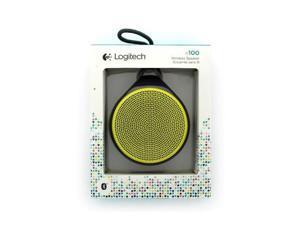Logitech X100 Wireless Bluetooth Speaker Yellow and Blue - Best Market