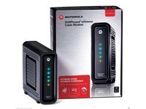 Motorola - SURFboard SB6121 Cable Modem Docsis 3.0 - COMCAST- COX- TWC - CHARTER