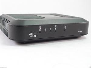 CISCO DPC3010 EPC3010 GIGABIT CABLE MODEM DOCSIS 3.0 8X4 CHARTER Not For Comcast