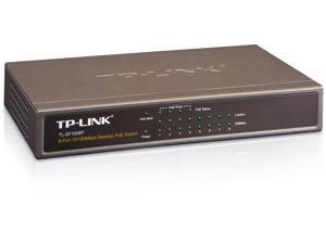 TP-LINK 8-Port Power over Ethernet (PoE) Switch 10/100Mbps Desktop - TL-SF1008P - Best Market