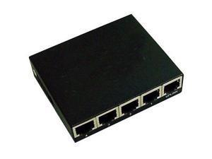 Bytecc BT-555 5 Ports Mini Networking Switch Series