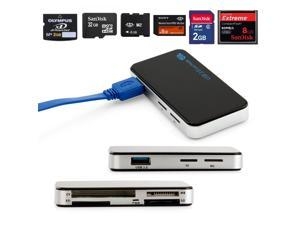 All-in-1 USB 3.0 Compact Flash Multi Memory Card Reader CF Adapter MicroSD MS XD--Best Market