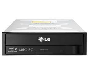 LG 16x Internal Blu Ray/DVD/CD Burner Writer Drive Mdisc 3D play back + Software