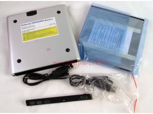 External USB 3.0 enclosure Blu-ray Burner Writer BD-RE Slim DVD RW SATA Drive
