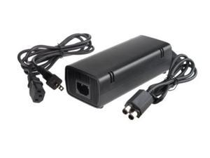 SLIM AC Power Supply Brick Charger Adapter Cable Cord for Microsoft Xbox 360