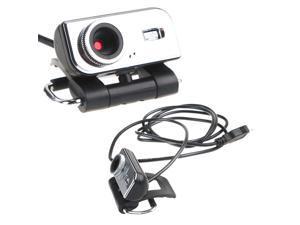 USB 2.0 HD Webcam Video Web Cam Camera 30 MP Megapixel For PC Laptop US