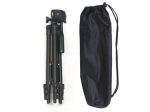 Professional Camera Portable Stand Tripod For Most Digital Cameras Camcorder BK