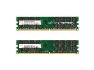 Hynix 8GB 2x 4GB DDR2-800 PC2-6400 Desktop DIMM memory AMD CPU motherboard
