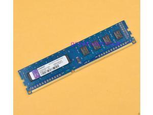 Kingston 2GB 1RX8 DDR3 PC3-10600U 1333MHz Non-Ecc DIMM Desktop Memory For Intel