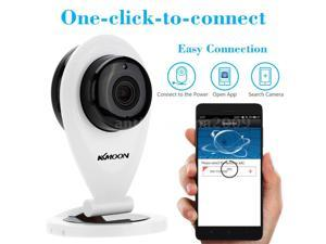 KKMOON H.264 1.0MP HD 720P Mini IP Camera P2P IR Cut WiFi Network Webcam F31F Baby Monitor