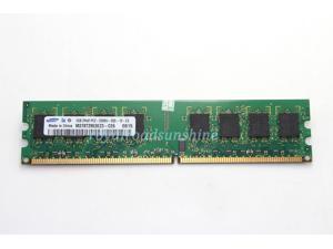 Samsung 1GB 2Rx8 PC2-5300 DDR2-667 240pin DIMM For intel RAM Desktop Memory
