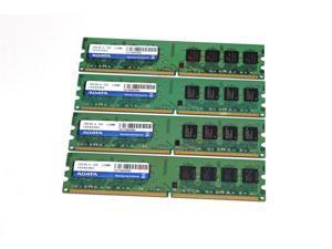 ADATA 4GB 4X1GB DDR2 800MHz PC2-6400 240PIN DIMM For intel RAM Desktop Memory