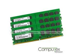 Samsung chips 8GB KIT 4x2GB PC2-6400 DDR2-800Mhz 240pin Desktop Memory For Intel