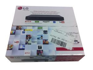 LG BP350 Blu-Ray Disc Player DVD Player Built-in WiFi BP 350 Original Box