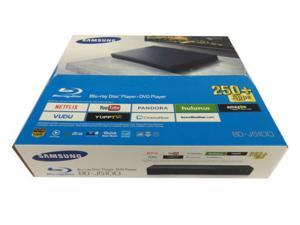Samsung BD-J5100 Curved Smart Blu-Ray Disc Player DVD built-in Apps