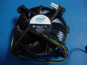 Intel E33681-001 Socket 775 CPU Aluminum Heat Sink Cooling Fan