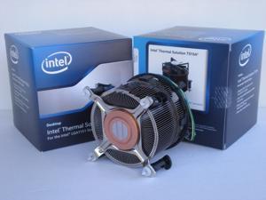 Intel Core i7-6700K Cooling Fan Heasink for Socket LGA1151 CPU Processors