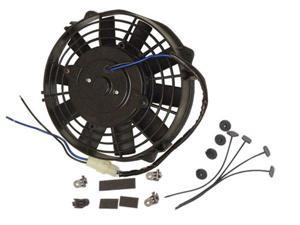 High Performnce 8'' Staight Blade Electric Radator Cooling Fan 12v 600cfm
