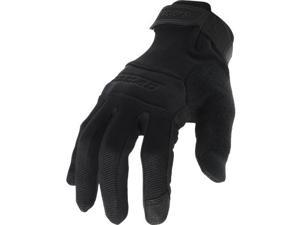 Tactical Glove, XL, Black, PR